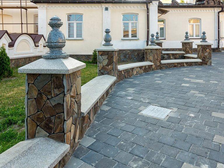 kamień dekoracyjny zewnętrzny w Bydgoszczy