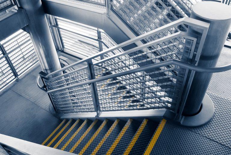 projekt schodów z granitu Bydgoszcz