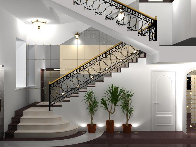 stylowe schody z granitu w bydgoszczy